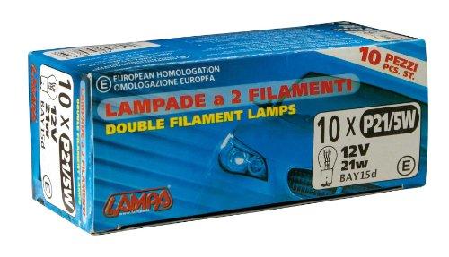 Lampa 58063 Juego de Bombillas, 10 Unidades