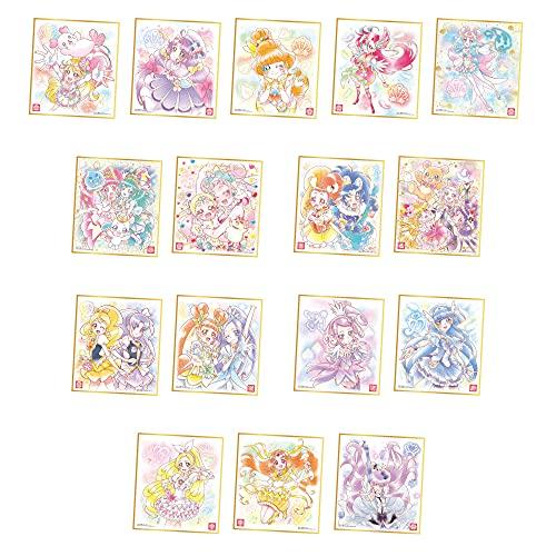 プリキュア 色紙ART5 全16種[フルコンプ]