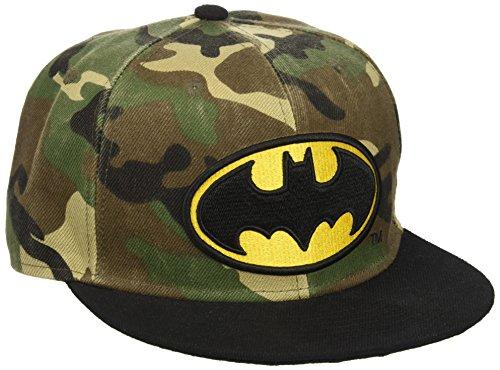 Casquette baseball Batman Army Military camouflage kaki