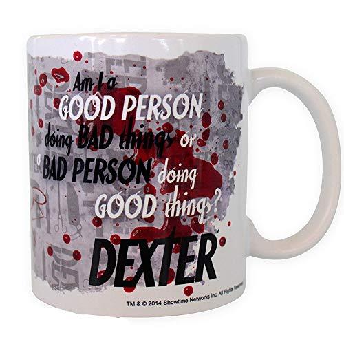 DEXTER Taza:Am I a good person