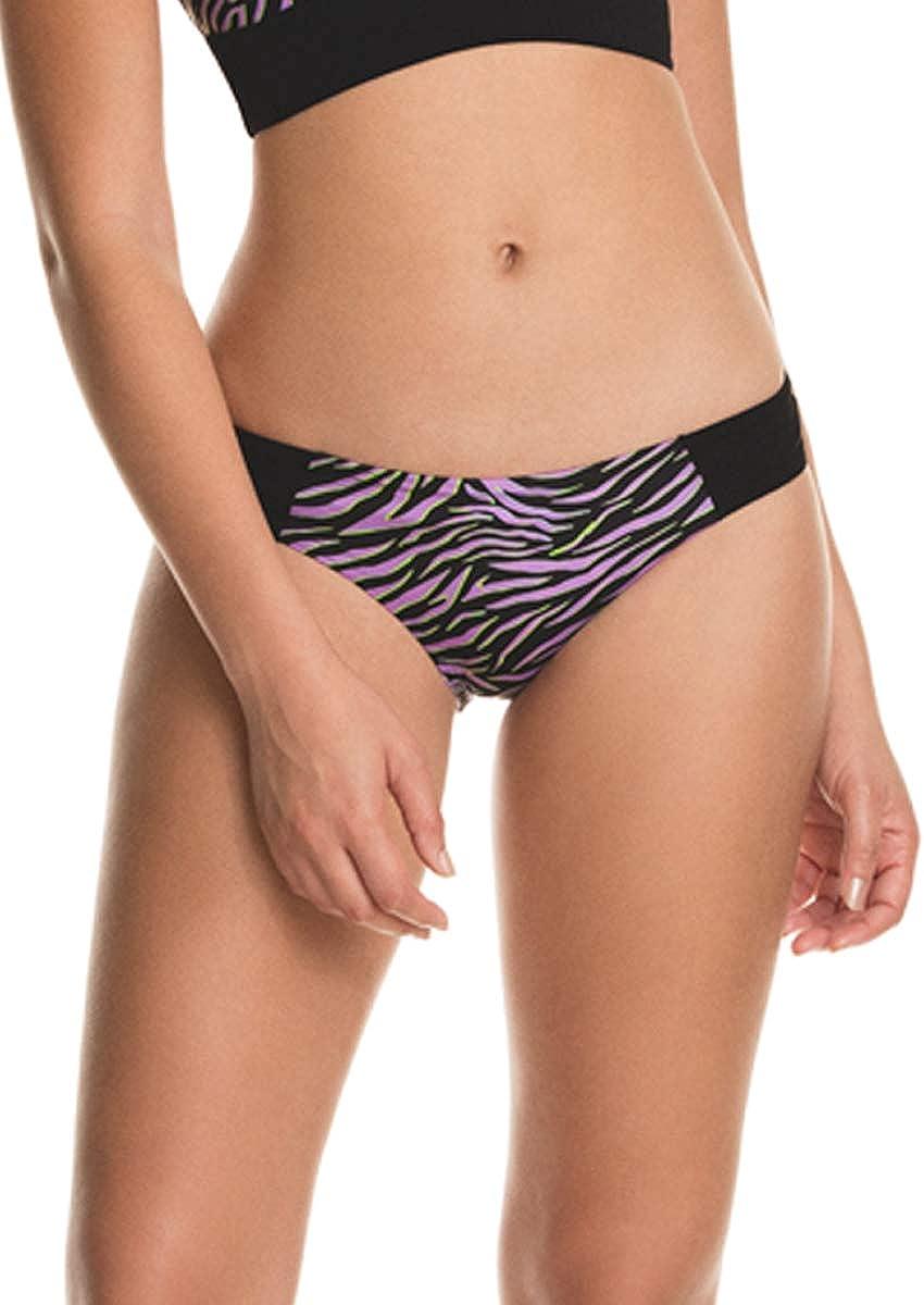 Maaji Women's Standard Black Ballad Docks Bikini Tab Side Signature Cut
