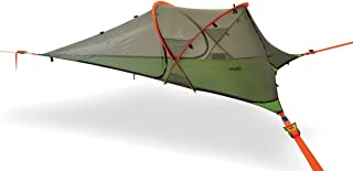 Tentsile CONNECT 2-Person Tree Tent – Two Person Tree House Tent Hammock - Durable, fully-portable, and completely insect-proof - removable rainfly, heavy duty ratchets and straps included