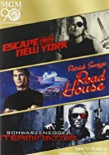 Escape from New York / Road House / The Terminator Triple Feature