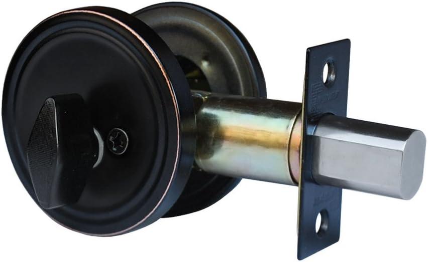 Constructor 100% quality warranty! Deluxe CON2914 Deadbolt Door Lock Oil Single Cylinder Set