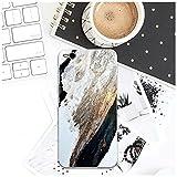 RTYUI For HTC uno U11 M7 M8 M9 M10 E9 más Deseo 530, 626, 628, 630, 816, 820 de móvil del TPU Estuches de teléfono diseño de mármol Ultraslim (Color : Pattern 15, Size : For HTC Desire 816)
