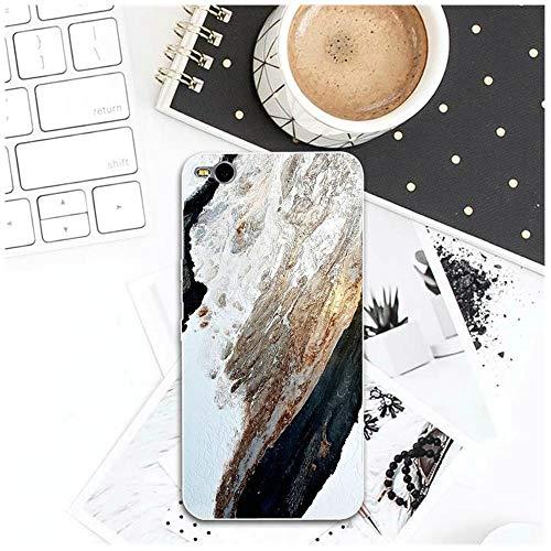 SSHELL For HTC uno U11 M7 M8 M9 M10 E9 más Deseo 530, 626, 628, 630, 816, 820 de móvil del TPU Estuches de teléfono diseño de mármol Ultraslim