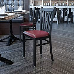 Are The Heavy Duty Range Of Kitchen Chairs Padding Is Vinyl And Quite Comfortable Perfect For Longer Stays Around Dinner Table