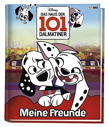 Disney Das Haus der 101 Dalmatiner: Meine Freunde: Freundebuch