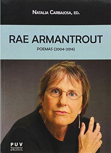 Rae Armantrout. Poemas (2004-2014): 110 (Biblioteca Javier Coy d'estudis Nord-Americans)