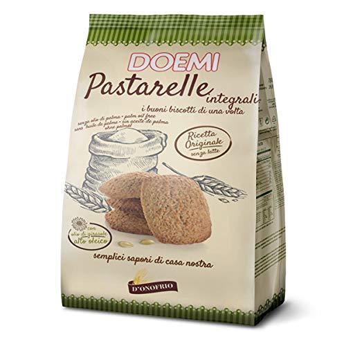 Doemi Biscotti Pastarelle Integrali Con Olio Alto Oleico Senza Latte 700 grammi