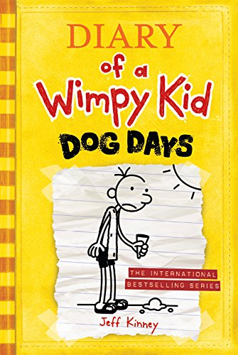 Diary Of A Wimpy Kid 4. Dog Diaries