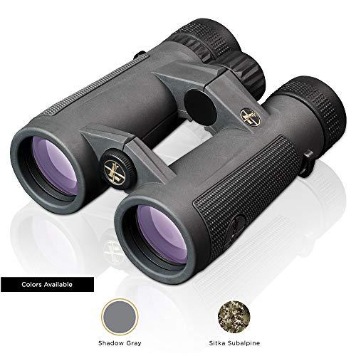 Leupold BX-5 Santiam HD 10x42mm Binoculars, Shadow Gray...