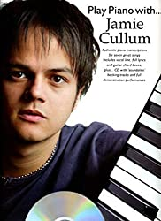 Cullum Jamie Play Piano With Tab + Cd