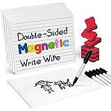 Gamenote Magnetic Small White Board Set -...