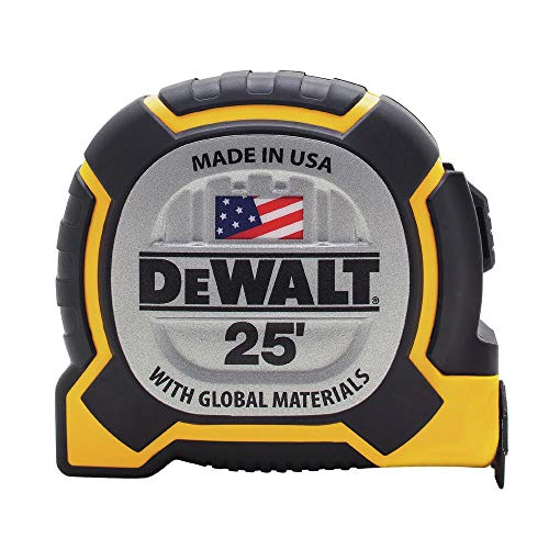 DEWALT DWHT36225S 25FT Tape Measure