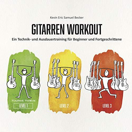 Gitarren Workout Level 1 (Playback)