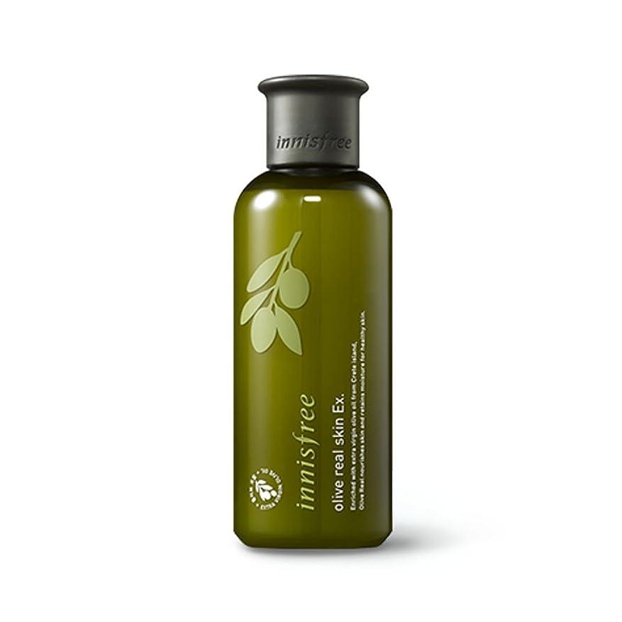 怠惰ファウルほとんどないイニスフリーオリーブリアルスキン 200ml Innisfree Olive Real Skin Ex. 200ml [海外直送品][並行輸入品]