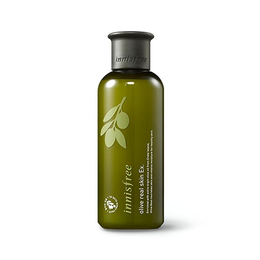 公園ノーブルオセアニアイニスフリーオリーブリアルスキン 200ml Innisfree Olive Real Skin Ex. 200ml [海外直送品][並行輸入品]