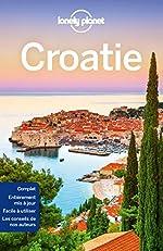 Croatie - 8ed de Lonely Planet LONELY PLANET