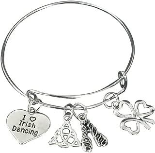 Best irish dance charm bracelet Reviews