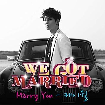 We Got Married (Original Television Soundtrack), Pt. 5