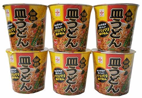 ヒガシフーズ カップ皿うどんスープ41.3g×6個