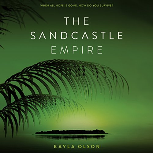 The Sandcastle Empire audiobook cover art