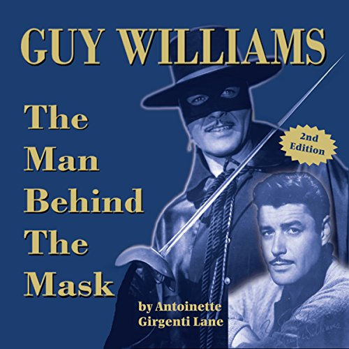 Guy Williams audiobook cover art