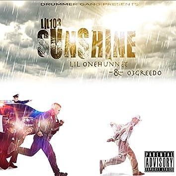 Sunshine (feat. Lil OneHunnet & 03 Greedo)