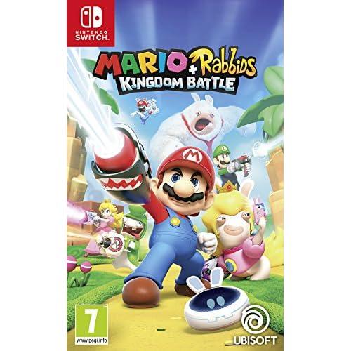 Ubisoft Mario + Rabbids Kingdom Battle Gioco Nintendo Switch