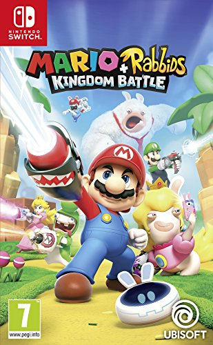 Mario & Rabbids Kingdom Battle (Nintendo Switch)
