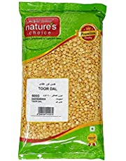 Natures Choice Lentils Toor Dal - 500 gm (Yellow)