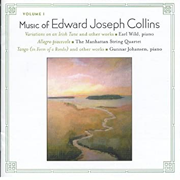 Music of Edward Joseph Collins, Vol. I