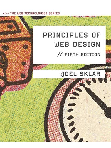 Principles of Web Design (HTML)