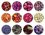 TooGet Flores Secas y Hierbas Accesorios Decoraciones Flor N