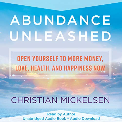 Abundance Unleashed audiobook cover art