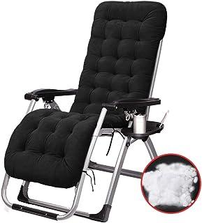 Lounge Chair Recliners Folding Chair Office Siesta Bed Home Chair Garden Lunch Break Couch Garden Beach Multifunction Chair