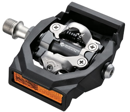 Shimano Pedal Click`R, PD-T700, schwarz, 20 x 8 x 4cm