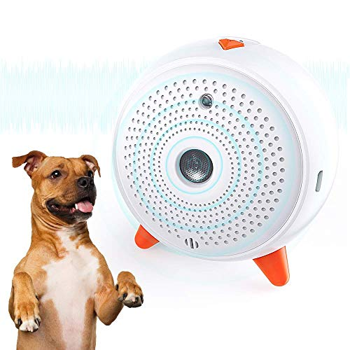 HDL Dog Barking Deterrent Devices, Anti Barking Device, Powerful Ultrasonic Dog Bark Deterrent, Easy Operate Bark Control Device…