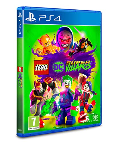 Lego DC Super Villains - PS4 - Deutsche Sprache