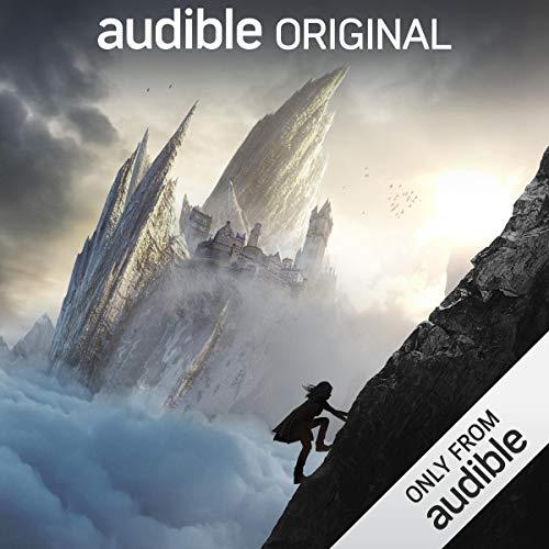 Beautiful audiobook cover art