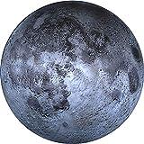 ETH Lámpara de luna, lámpara de luz de luna LED de 10 pulgadas Lámpara de luna de luna, luz de pared de luna de...