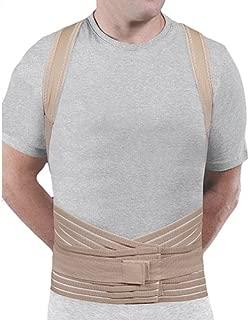 FLA Posture Control Brace Beige/Tan Medium