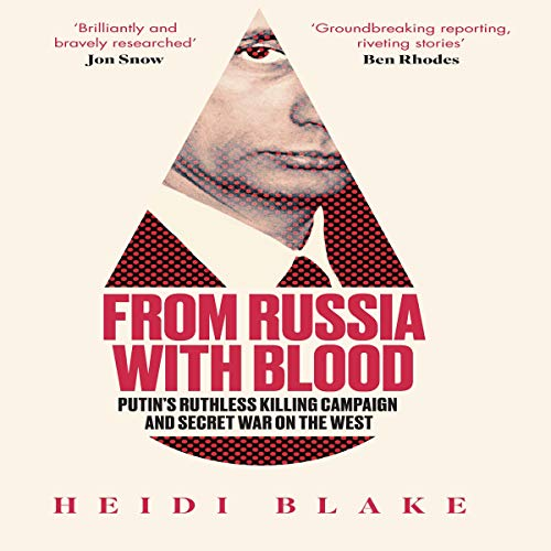 From Russia with Blood cover art