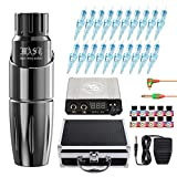 Dragonhawk Tattoo Kit Mast Tour Rotary Pen Machine with Case...
