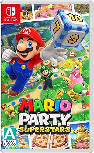 Mario Party Superstars - Standard Edition - Nintendo Switch