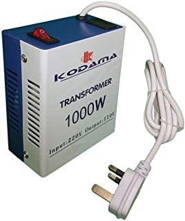 KODaMa KT1000W Transformer 220V tp 110V 1000W Power Converter 220V to 110V 1000 Watt