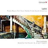 Latin - Piano Music for four Hands from South Amer