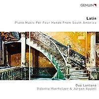 Latin Piano Music