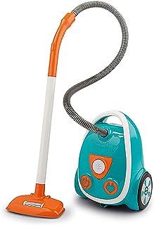 Smoby - Aspirateur - Electronique avec Bruit d'Aspiration - Piles Incluses - Jouet pour Enfant - 330216